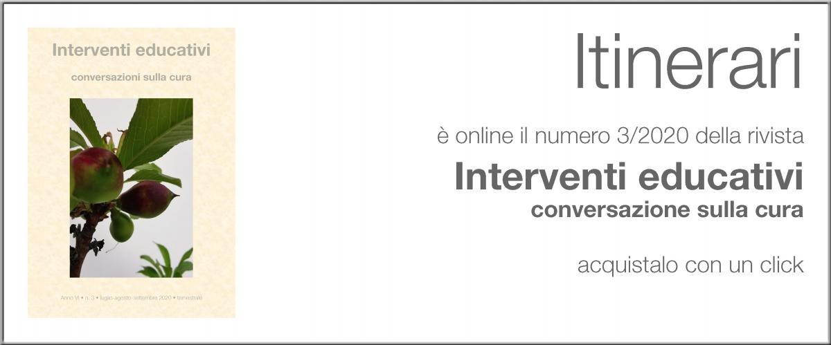 Interventi Educativi 3-2020